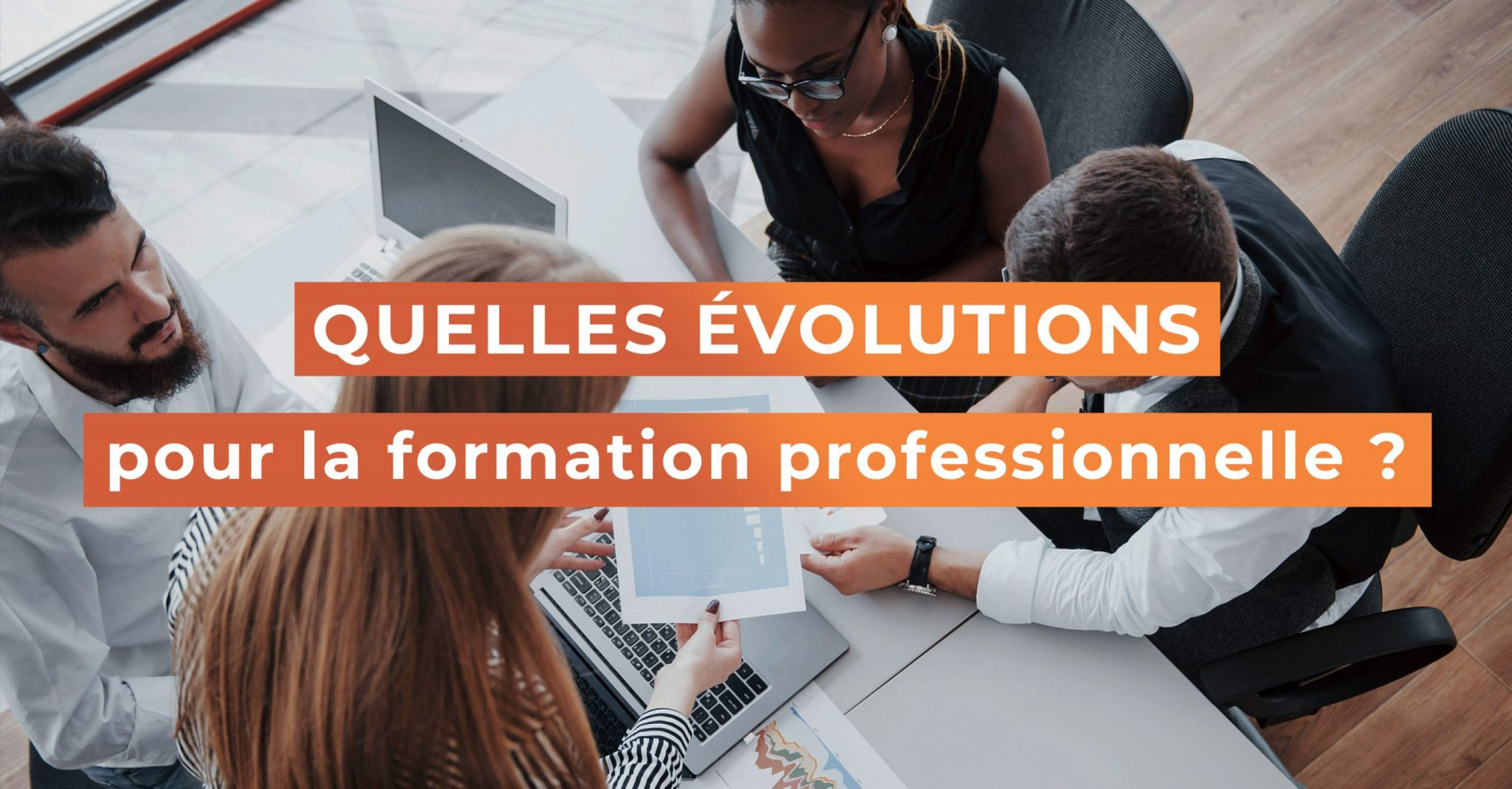 """Featured image for """"Quelles évolutions pour la formation professionnelle ?"""""""